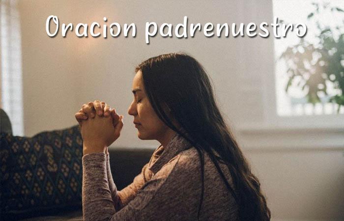 oracion padrenuestro